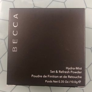 Becca Hydra-Mist Set & Refresh Powder